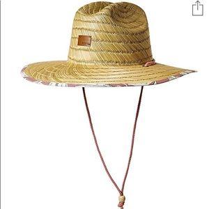 ROXY Womens Straw Sun Hat